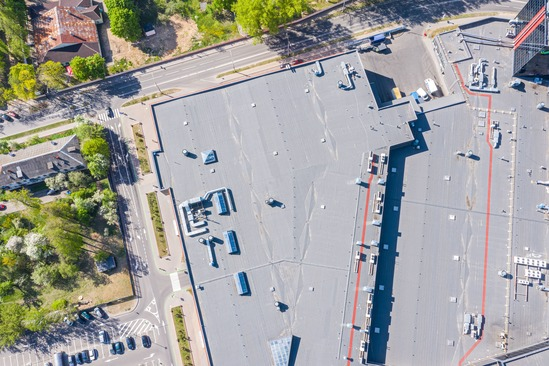 industrial roofing texas